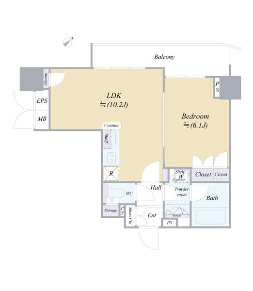 住友不動産旧分譲、清水建設施工、総戸数111戸レジデンス