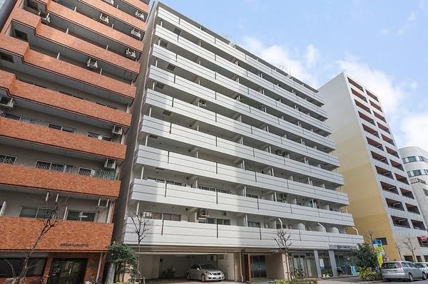 東京建物旧分譲・西松建設施工・総戸数86戸のマンション