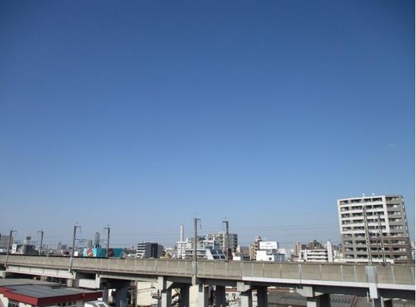 住戸からの眺望・東京スカイツリーも望めます(天候による)