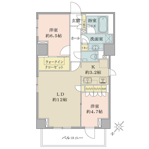 3駅4路線が10分圏内・2015年築デザイナーズマンション。T-CATから羽田空港へのアクセス良好