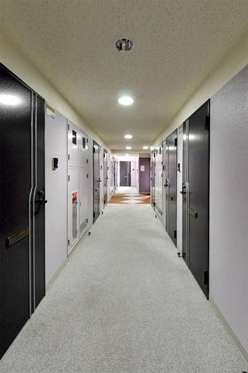 【内廊下】ホテルライクな内廊下設計
