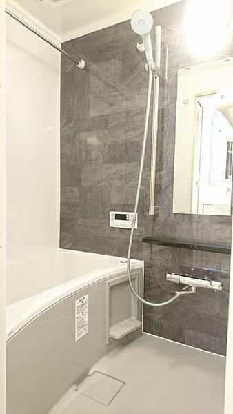 浴室新規交換