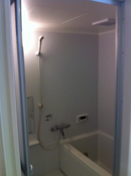 浴室(平成24年のリフォーム時の写真です)