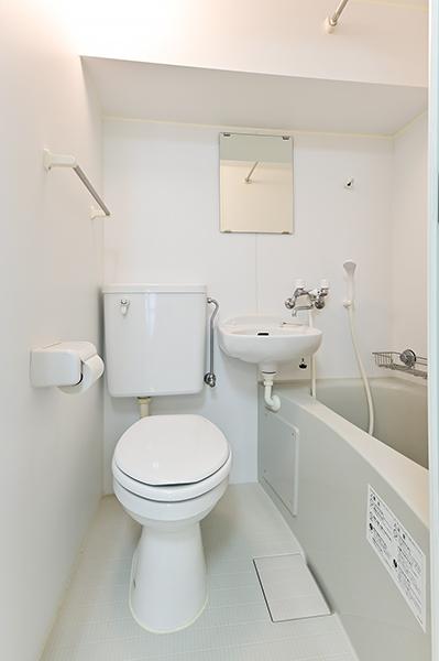 【ユニットバス】/3点(浴槽/洗面台/トイレ)ユニット