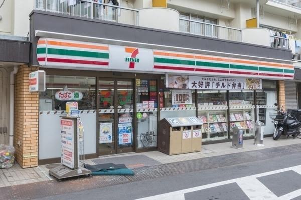 セブンイレブン 江東森下4丁目店