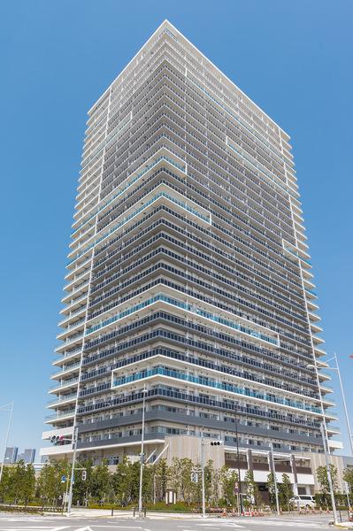 ブリリア有明シティタワー 32階南西向き