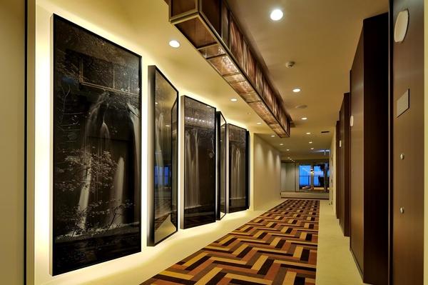 最上階33階共用廊下