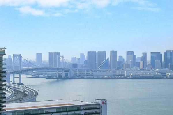 ◆バルコニーからの眺望
