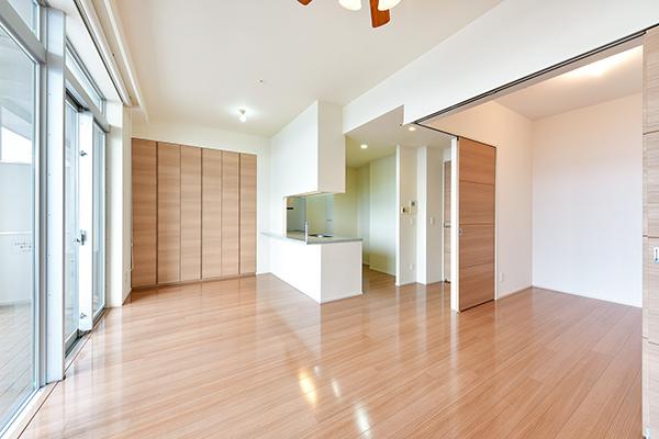 ◆リビング&洋室