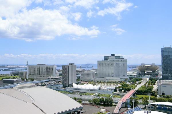 眺望(東側)東京ゲートブリッジ方面