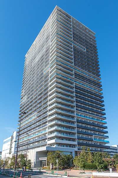 東京建物(株)×住友不動産(株)旧分譲/総戸数600戸/免震構造タワーマンション