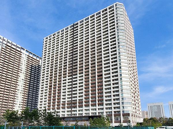 33階建のタワーマンション