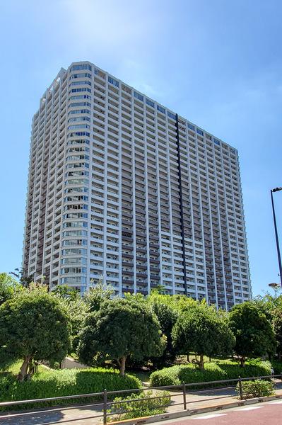 【外観写真】Brillia有明SkyTower 33階建/総戸数1089戸 タワーマンションレジデンス