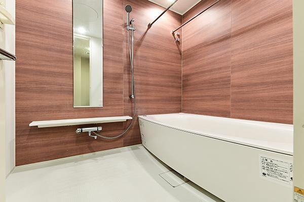 1620サイズの浴室/浴室暖房換気乾燥機を装備