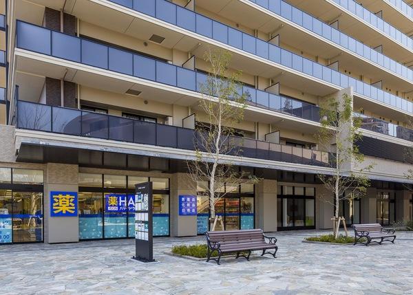 ブリリアシティ横浜磯子A棟1階