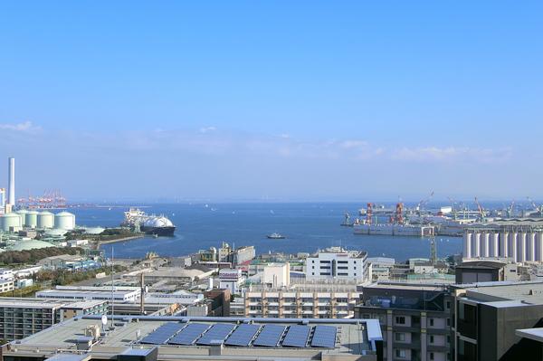 ブリリアシティ横浜磯子K棟9階