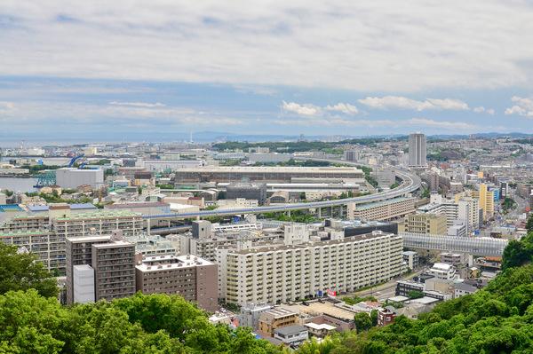 ブリリアシティ横浜磯子D棟11階