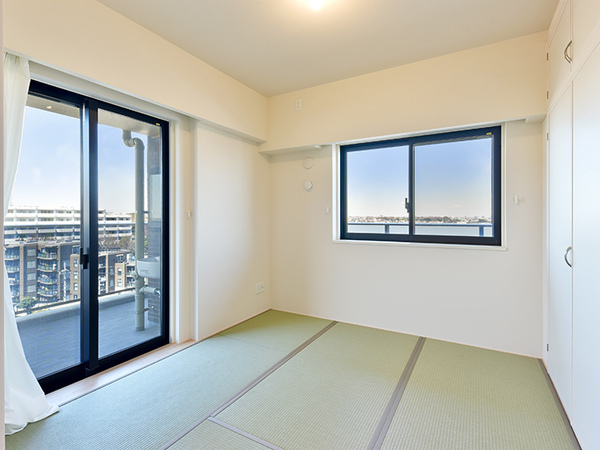 ブリリアシティ横浜磯子K棟7階