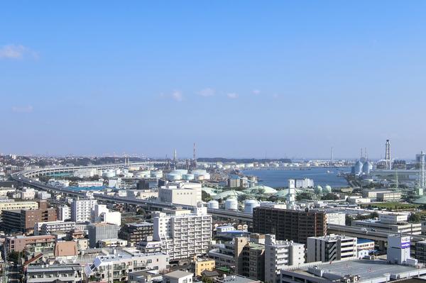ブリリアシティ横浜磯子K棟