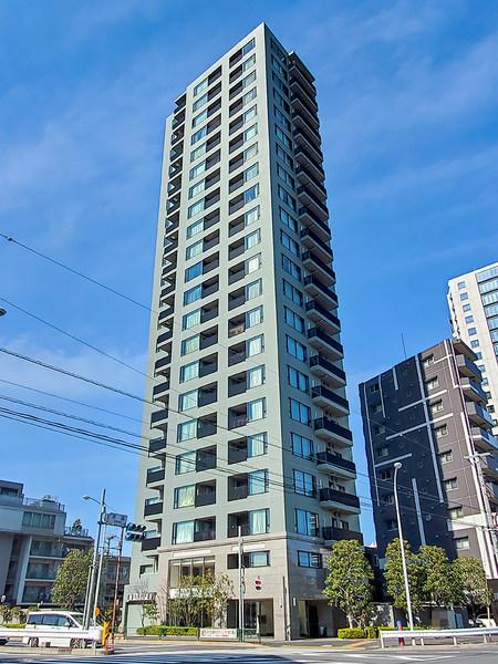 最寄り駅徒歩1分の赤羽岩淵を象徴するタワーマンションです!