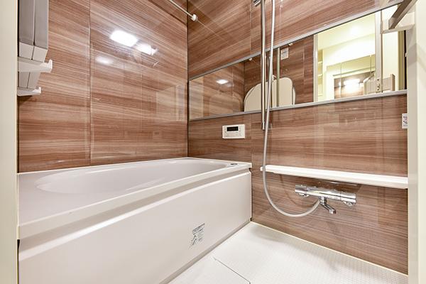 浴室、令和2年4月撮影
