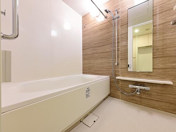 【浴室】浴室暖房乾燥機付フルオートバス