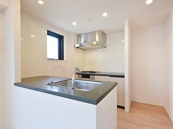 食器洗乾燥機・独立型浄水器など便利な機能が豊富です。