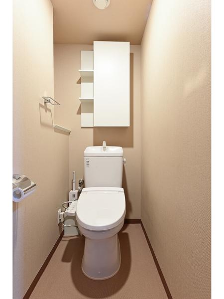 Brilliaのeco宣言、節水型トイレを採用。