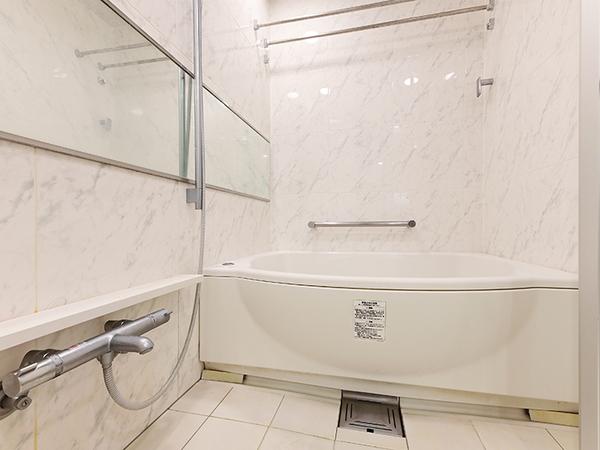 浴室/2021年5月時点。