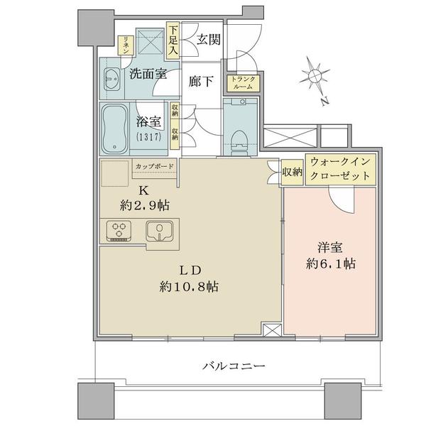 ブリリアタワーズ目黒 サウスレジデンス8階