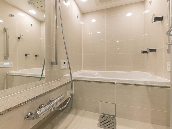 《浴室》浴室換気乾燥機付、1418サイズの浴室