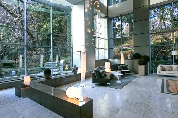 多彩な共用施設、コンシェルジュサービスなどがオーナーやゲストに快適な空間をもたらします。