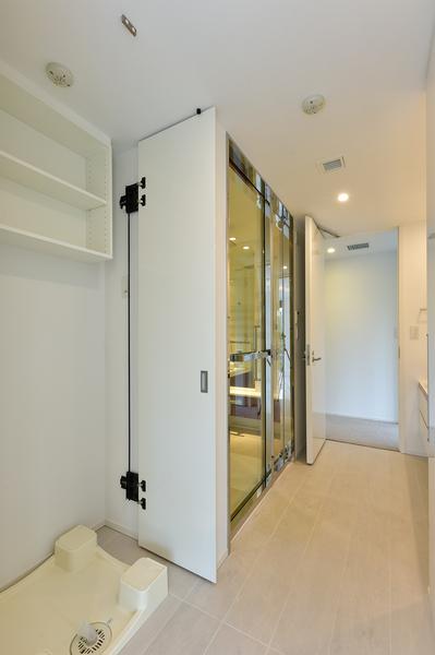 広さ・デザイン・景色・機能性を兼ね備えた住戸内設備。