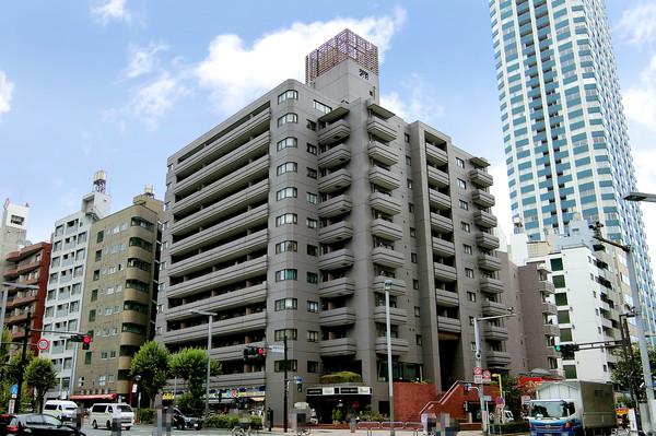 総戸数157戸の大規模マンション