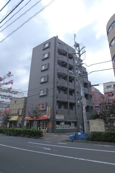 田園都市線「用賀」駅から徒歩2分の立地