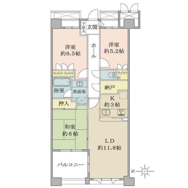 14階建、総戸数313戸の大規模マンション