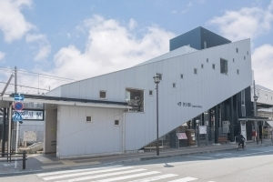 JR南武線『矢川』駅徒歩6分・JR中央線『国立』駅徒歩22分