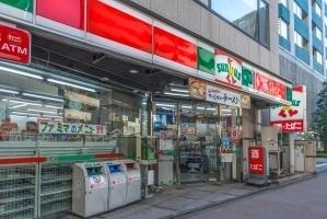 サンクス新宿十二社店