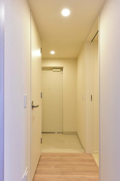 廊下/玄関にシューズインクロゼットあり。