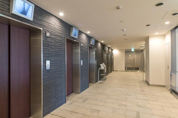 エレベーターホール(共用部)