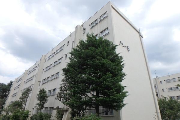 外観(5階建て)