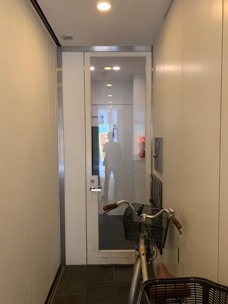 居住用の入口(オートロック)