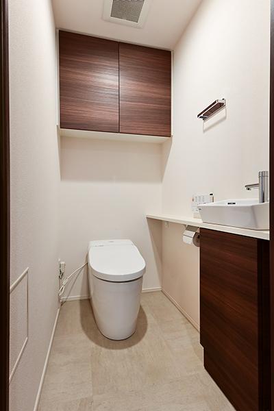 トイレ※手洗カウンター付