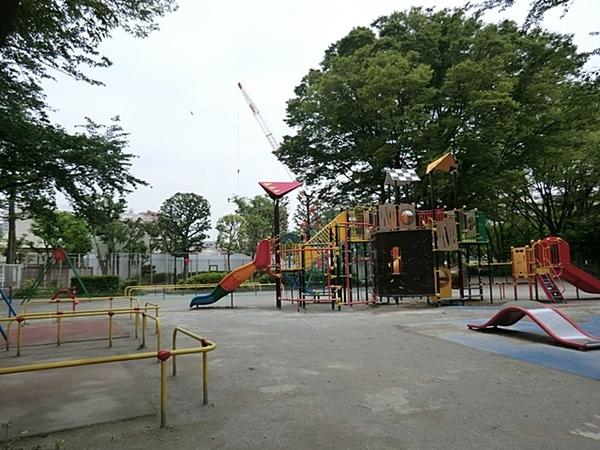 大井公園、約340m、徒歩5分