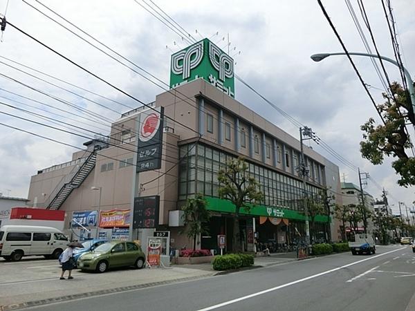 サミット大田中央店、約1000m、徒歩13分