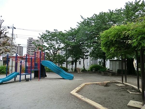 久が原南台児童公園、約230m、徒歩3分