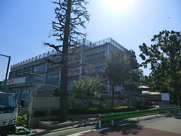 大田区立久が原小学校、約960m、徒歩12分