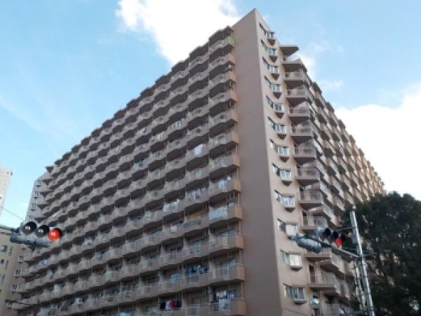 築地永谷コーポラス