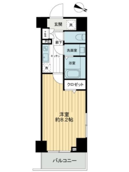 フェルクルール プレスト 千住関屋