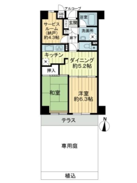 ライオンズマンション日吉東第3